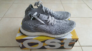 Adidas Ultra Boost Uncaged - Clear Grey - Mens Size 10