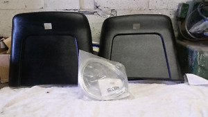 Bucket seat Back Chevelle 1968-1972