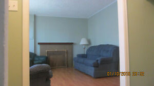 3 Bedrooms Close to MUN ,HSC & Avalon Mall Available now!!!
