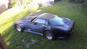 1980 Chevrolet Corvette Coupe (2 door)