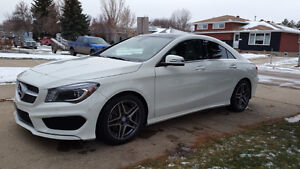 2015 Mercedes-Benz CLA250 4MATIC Moose Jaw Regina Area image 1