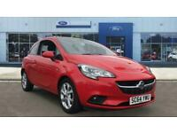 2014 Vauxhall Corsa 1.4 ecoFLEX Excite 3dr [AC] Petrol Hatchback Hatchback Petro