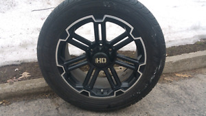 """Rims and tires 20"""""""