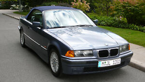 1999 BMW 3-Series Convertible 323ic E36