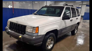 1997 jeep Cherokee  4x4 in mint condition