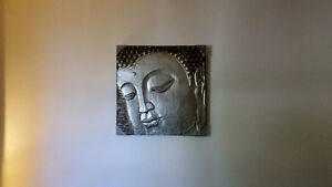 'Buddha in Serenity' canvas art for Sale