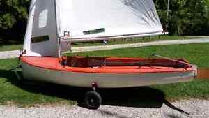 Albacore sailboat London Ontario image 9