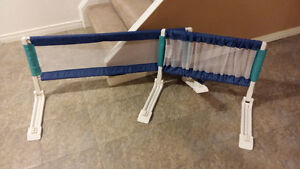 Baby Safety Bed Rails Set
