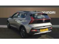 2021 Hyundai Bayon 1.0 TGDi 48V MHEV SE Connect 5dr Petrol Hatchback Hatchback P