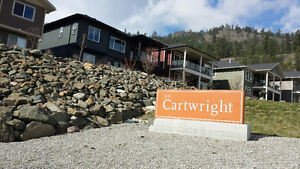 Walk-up Home in Summerland in The Cartwright Under Construction