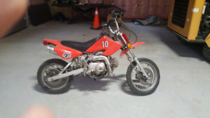 90 cc dirt bike
