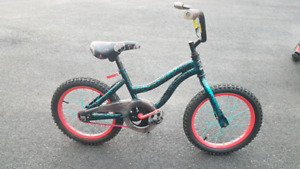 Girls monster high bicycle 16""