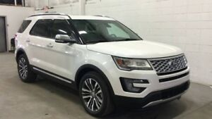 2017 Ford Explorer SUV, Crossover