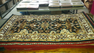 AREA RUGS AND MATS $14.99