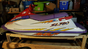 96 polaris 780 only 73 hours on it. good condition