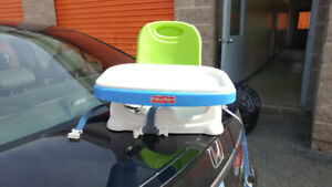 Fisher Price Infant /toddler booster seat