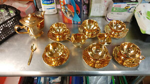 Royal Winton Gold Plated Dish Set #HFHReStore