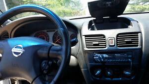 2003 Nissan Sentra Se-r Spec V Sedan