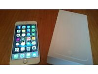 iPhone 6 Plus 16gb EE (works with 3 too) swap: for s6 edge