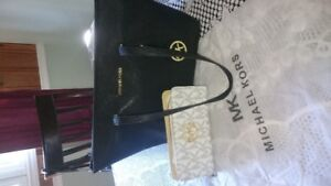 MK purse and MKwallet