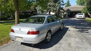2002 Acura TL Type S-excellent condition