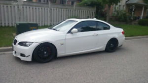 """bmw 335i  19"""" wheel 19/8.5 and 19/9.5 with tire"""