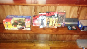 Star Wars, G.I.Joe, Rambo and other vintage Toys. St. John's Newfoundland image 5