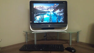 HP All in one computer for sale