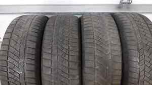 Set of Runflat 205 60 16 Continental ContiWinterContact