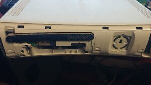 Jtagged Xbox 360 with 20GB hdd and 320 GB external HDD
