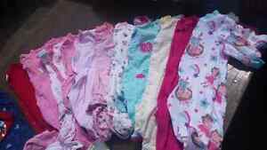 Lot of baby clothes 3-6 months summer