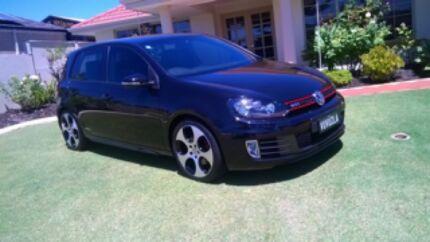 2011 VW GOLF VI GTI AUTOMATIC