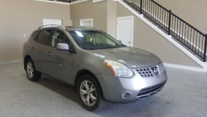 2009 Nissan Rogue SL-AWD-Fully Loaded-Leather- Sunroof !!!!