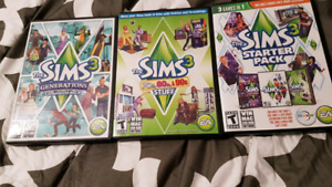 Sims 3 with expansions
