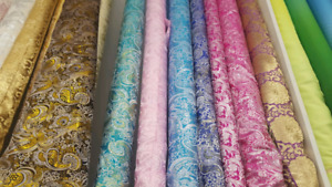 ★ ALL EVENT DECORATIONS ★ CUSTOM FABRICS ★ HUGE SALE ★ PARTY ★