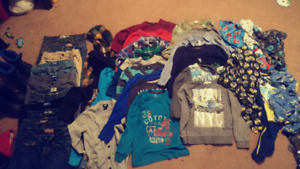 Boys clothing sz 6 and 8