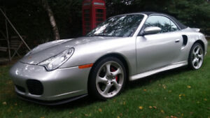 2004 Porsche 911 Turbo Coupé (2 portes)