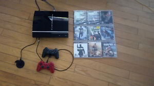 PS3 fat 80 GIG