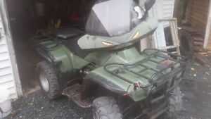 honda 300 4x4 for sale or trade