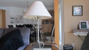 Lovely wrought iron Table Lamp