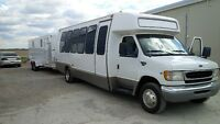 Cavendish Beach Music Festival Party Bus, Mobile Cottage