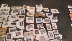 Collection of international stamps from the 70's and 80's Kitchener / Waterloo Kitchener Area image 3