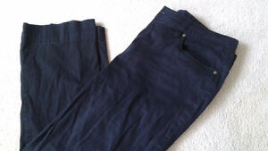 Ladies black light jeans size xl  (16)
