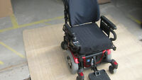 ELECTRIC WHEELCHAIR / SCOOTER