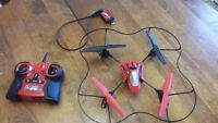Quadcopter – Heliquad 2.4 in excellent condition