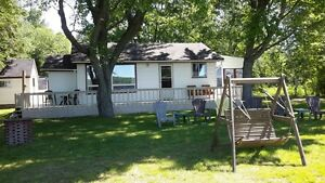 Family Oriented Cottage for rent on Pickerel Lake