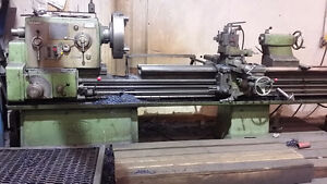 Lathe 24x120 440 volt 3phase very good condition