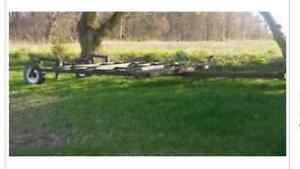 Heavy utility trailer for sale