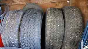 Tires 205/60/15 For Sale on Nissan Altima rims