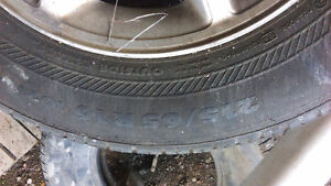 215/65 R16 Nokian Winter Tires on Rims Prince George British Columbia image 4